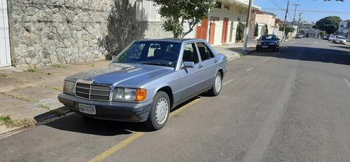 Mercedes 190e  Ano 1992 Segundo Dono