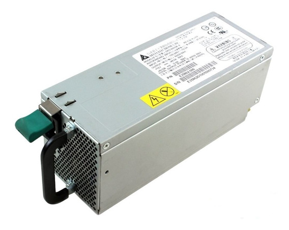 Fonte Redundante Intel 600w Dps-600sb A P/n E35862-006