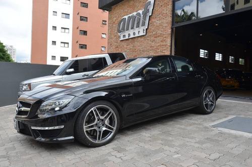 Mercedes Cls 63 Amg  5.5 V8 Turbo Blindado 2014
