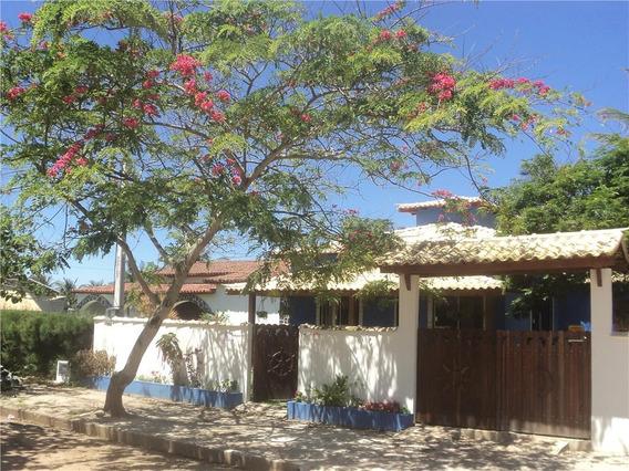 Casa Com 4 Dormitórios À Venda, 168 M² Por R$ 290.000,00 - Unamar - Cabo Frio/rj - Ca0762