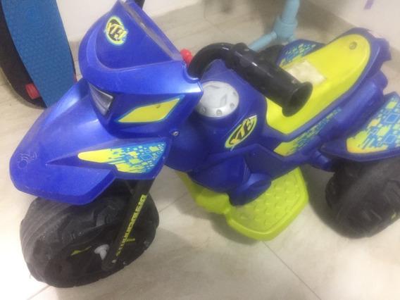 Moto Eletrica Infantil - Venda Sem Bateria