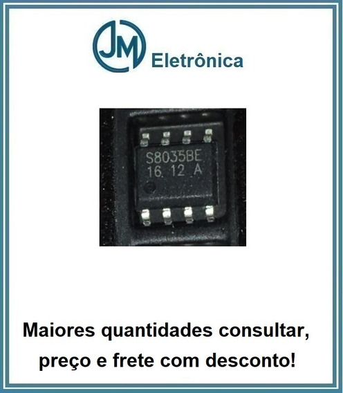 Regulador Ci S8035be Sb035be 58035be S8o35be S803sbe -cód80