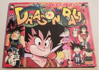 * Album Vacio Figuritas Dragon Ball De Cromy 1986 Impecable