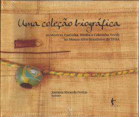 Kit 1 Livro Coleção Mestres De Capoeira + Lp Mestre Pastinha
