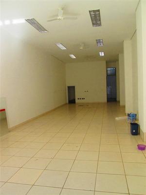 Salão Comercial Para Venda E Locação, Centro, Americana - Sl0017. - Sl0017