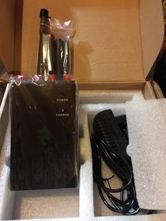 Bloqueador 8 Antenas Gps +3g+4g+4g Wimax+gsm+dcs+wifi