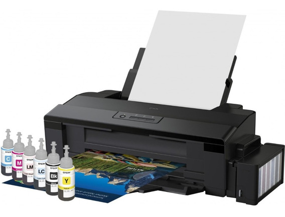 Impresora Epson Ecotank L1800 Negra