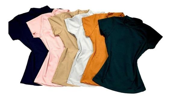 Blusas Femininas 10 Peças Tfg
