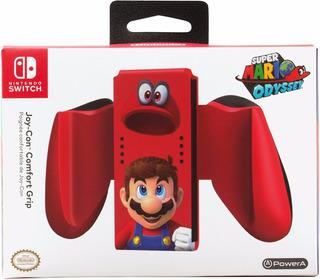 Comfort Grip Super Mario Odyssey Nintendo Switch