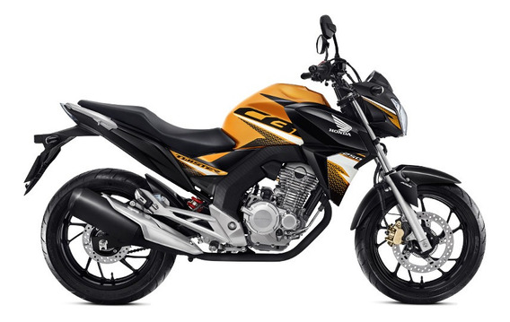 Honda Cb Twister Abs 2020