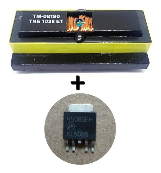Tm08190 + Ap4506geh Tm 08190 + 4506geh Inverter + Dual Fet