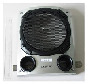 Frente Para Caixa Do Som Sony 32cm X 26cm