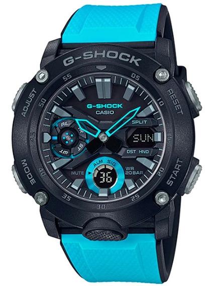 Relógio Casio G-shock Ga-2000-1a2dr *lançamento