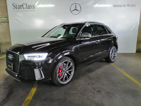 Audi Q3 5p Rs Performance L4/2.5/t Aut