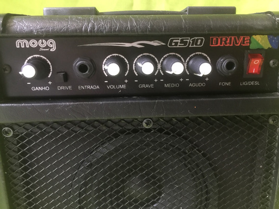 Caixa Amplificadora Moug