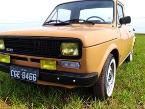 Fiat 147 Pickup 1050 1978