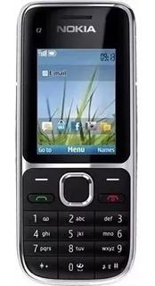 Nokia C2-01 Desbloqueado 3g +carregador Original