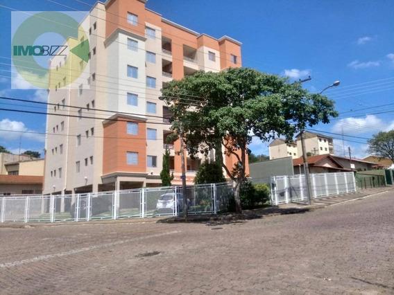 Apartamento Com 3 Dormitórios À Venda, 70 M² Por R$ 360.000 - Jardim Bela Vista - Valinhos/sp - Ap0618