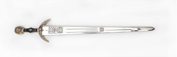 Espada Decorativa Toleto Espanha 98cm