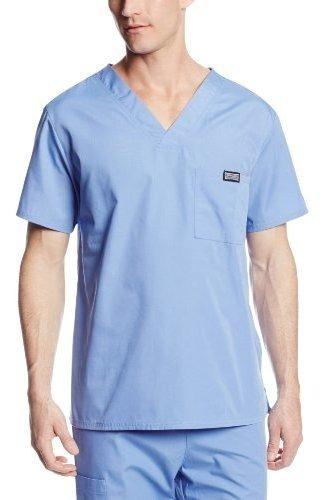 Cherokee Workwear Scrubs Mens Top Con Cuello En V