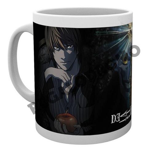 Mug De Death Note, 11 Onzas, Nuevo, Cerámica, M5