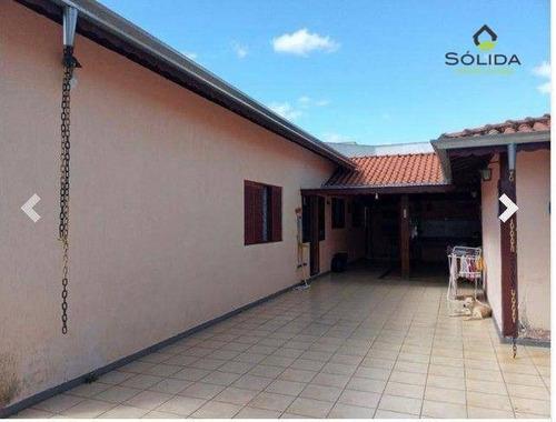 Excelente Casa A Venda - Condomínio Araucaria - Caxambu - Jundiaí - Sp - Ca0568
