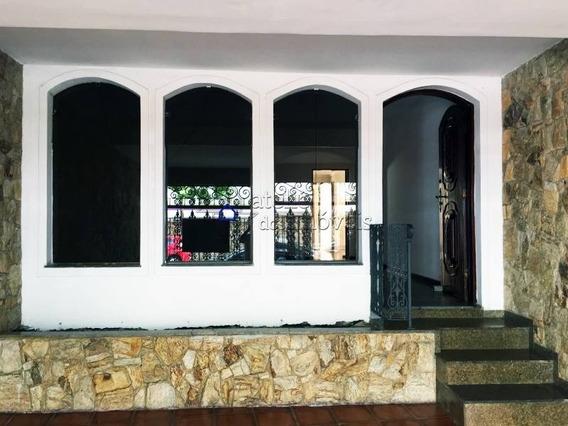 Casa No Tatuapé Para Alugar, 180 M² De Construção, 02 Vagas - So0130ati