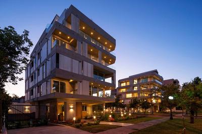 Edificio Plaza Dinamarca