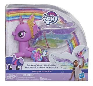 My Little Pony Twilight Sparkle Alas Móviles Arcoíris Y Luz