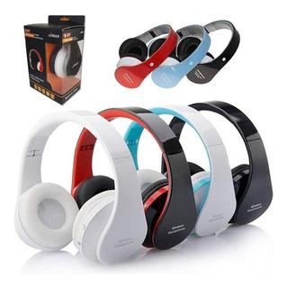 Fone Ouvido Sem Fio Bluetooth Headphone Universal Mp3 Sd Fm