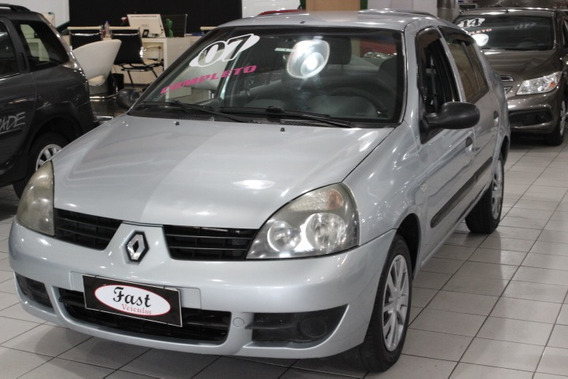 Renault Clio Authentuque 1.0 2007