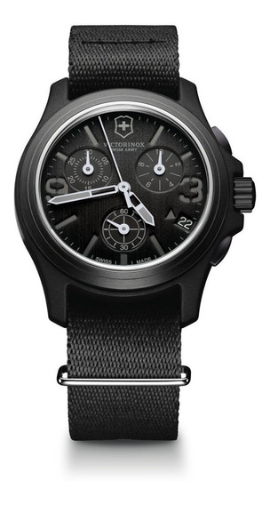 Reloj Hombre Victorinox Original Modelo 241534 Cdmx Df