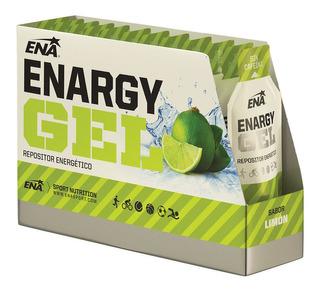 Enargy Gel Ena Caja X 12 Un Repositor Energetico Sin Cafeina