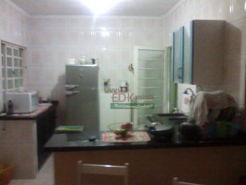 Imagem 1 de 6 de Casa Com 3 Dormitórios À Venda Por R$ 307.400 - Jardim Terras Do Sul - São José Dos Campos/sp - Ca5923