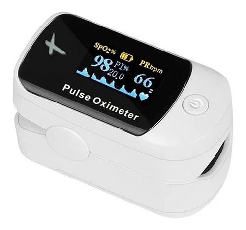 Imagen 1 de 3 de Joyroom Ly-l5 Oximetro De Dedo C/pulso Cardiaco Display Oled