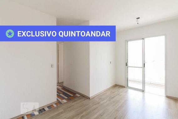 Apartamento No 16º Andar Com 2 Dormitórios E 1 Garagem - Id: 892979744 - 279744