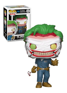 Funko Pop! The Joker - Deat Of The Family #273 (hot Topic)