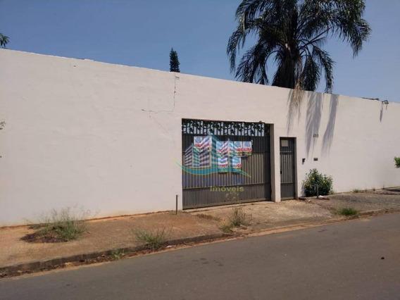 Chácara Residencial Para Venda E Locação, Jardim Boa Vista, Hortolândia - Ch0008. - Ch0008
