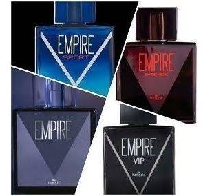 Perfumes Hinode Empire Vip Intense Ou Sport