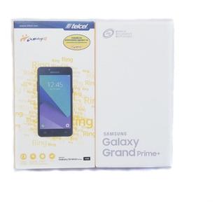 Celular Samsung Grand Prime Plus 16gb Negro,nuevo Y Sellado