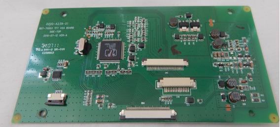Placa Display (a239-01) Car Audio Philco Pca Dd620