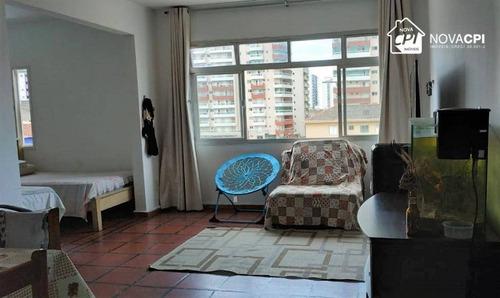 Apartamento À Venda, 80 M² Por R$ 245.000,00 - Vila Guilhermina - Praia Grande/sp - Ap10079