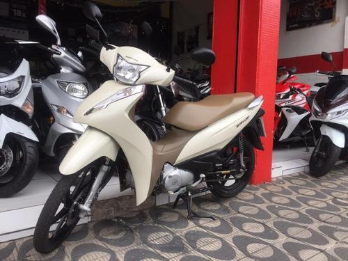 Honda Biz125 Ex 2019 Branca