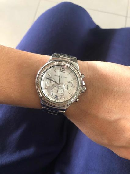 Relógio Original Michael Kors Prata