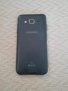 Celular Samsung Galaxy J5, Em Ótimas Condições De Uso.