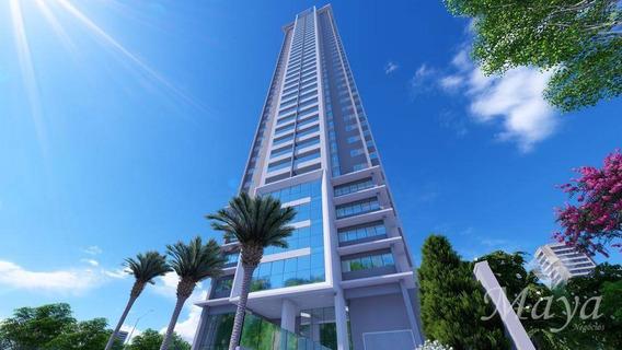 Apartamento 3 Suítes, 109 M² Na Graciosa - Orla Sky - Ap0106