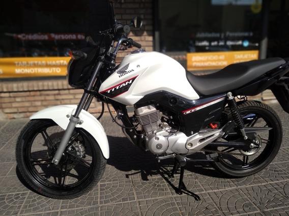 Honda Titan 150 Okm Ahora 12 Y 18