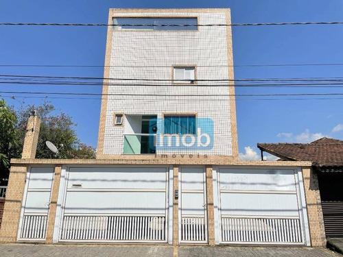 Sobrado Triplex Em Um Village No Bairro Da Vila Sao Jorge Em Santos, Entrar E Morar. - Vl0050