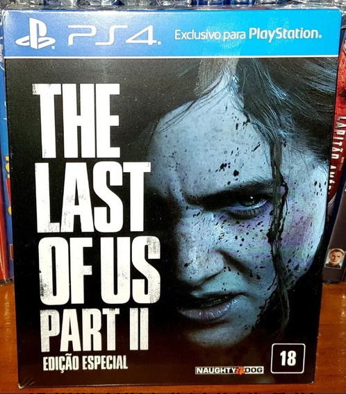 The Last Of Us Part2 Special Edition
