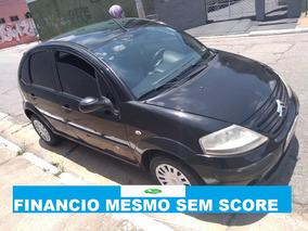 Citroën C3 1.4 Financiamento Mesmo Com Score Baixo